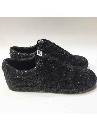 Кроссовки Disco (черный/shoelaces)