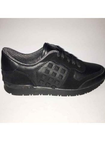 Кроссовки Valentino (черный)
