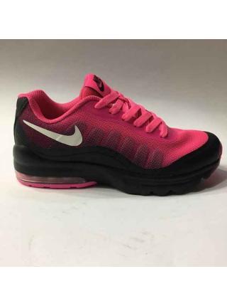 Nike Air Max черный розовый