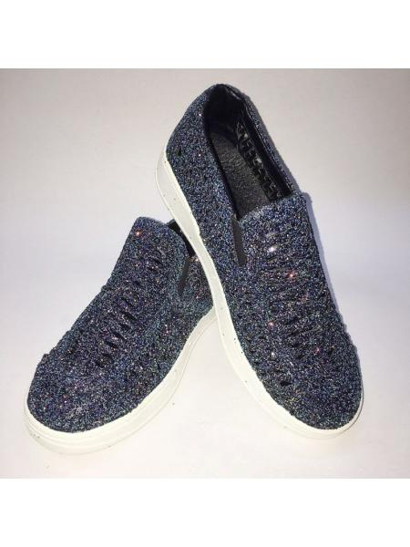 Stars (dark blue) slipones