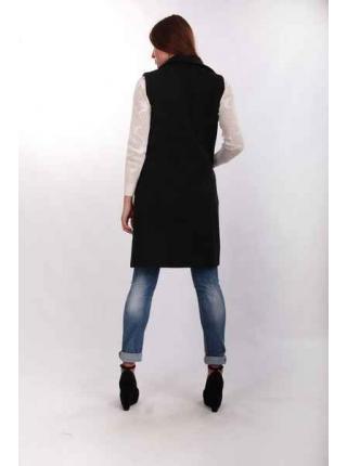 Anais (black) cashmere cardigan