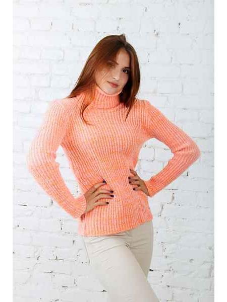 Свитер Тиара (оранжевый)
