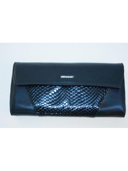 Ines leather wallet
