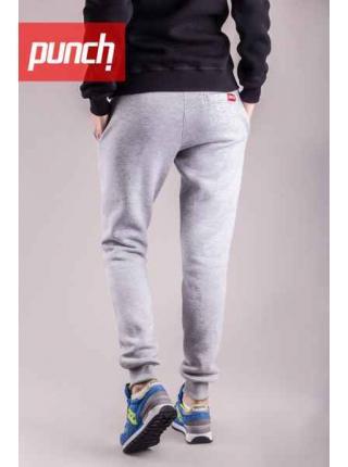 Jog Spring Punch grey sport pants
