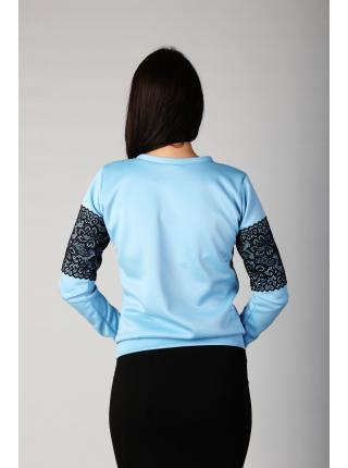 Erika (blue) sweatshirt