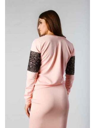 Свитшот Эрика (розовый)