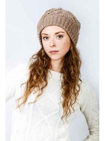 Женская шапка Винона