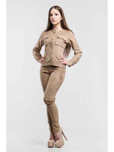 Amris (beige) pantsuit