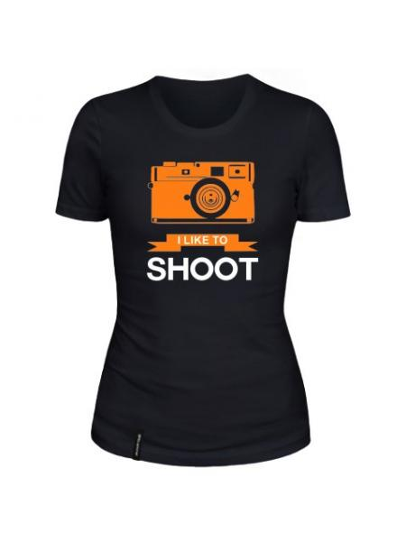 Футболка I like shoot