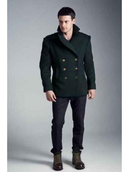 """Демисезонное пальто """"Зевс"""""""