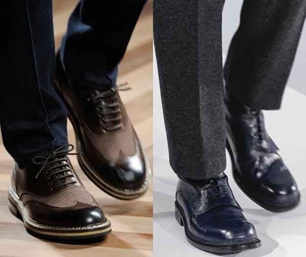 Мужские туфли 2017