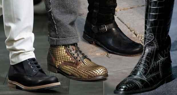 Мужская обувь 2017 года