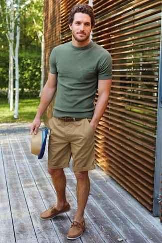 Модные мужские топ-сайдеры