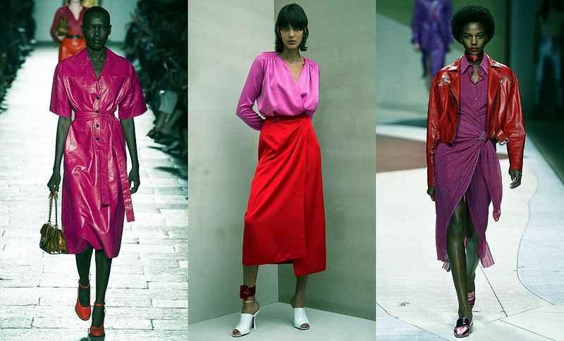 Одежда восьмидесятых в 2017 году