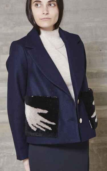 женские пальто-пиджак фото